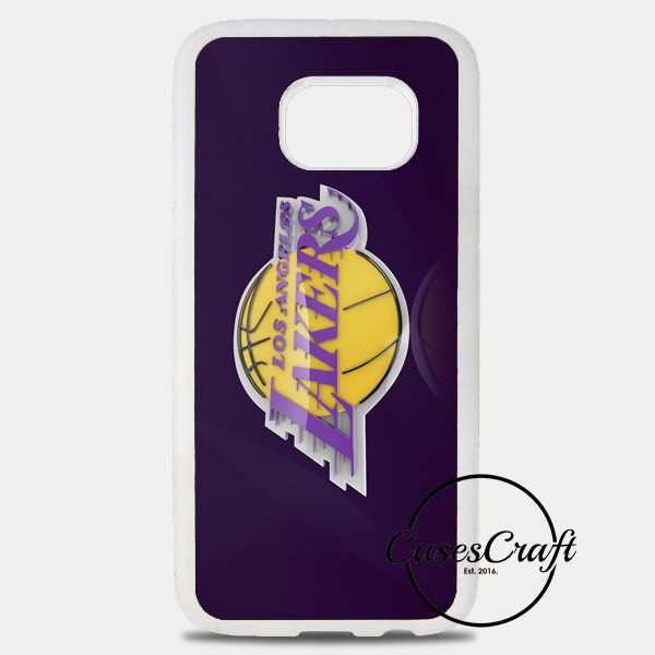 La Lakers Los Angeles Basketball Nba Samsung Galaxy S8 Plus Case | casescraft
