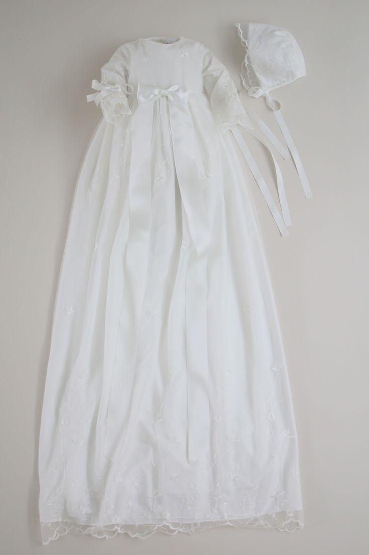 Copenhagen Christening Robe from Oli Prik for €119 only at christeningwearcopenhagen.com Christening Gowns