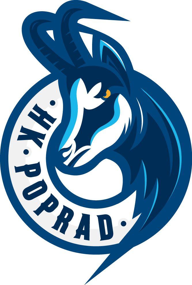 id:482E546352F0A865198A9667BD3B453DE044897B   HK Poprad Primary Logo - Slovak Extraliga (Slovak Ex-Liga) - Chris ...