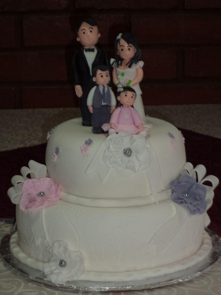 #wedding #cake- Creada por @VolovanProductos #Puq - Punta Arenas- Chile