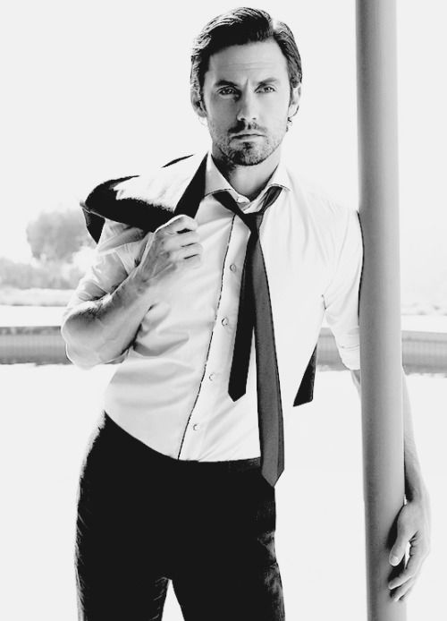 """dailycelebrityedits: """" Milo Ventimiglia by Brian Bowen Smith for InStyle (2014) """""""