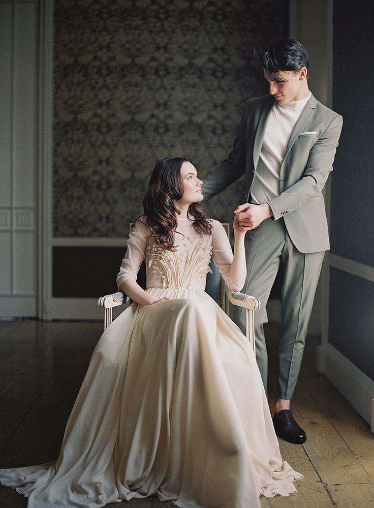 A magical romance #weddingideas #wedding #weddingdress