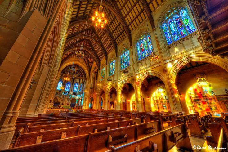 Most Beautiful Catholic Church | St. Dominic's Catholic Church, San Francisco, CA