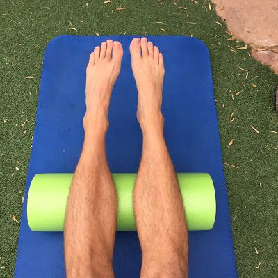 Graceful Movement: Leg day - dealing with sore calf muscles