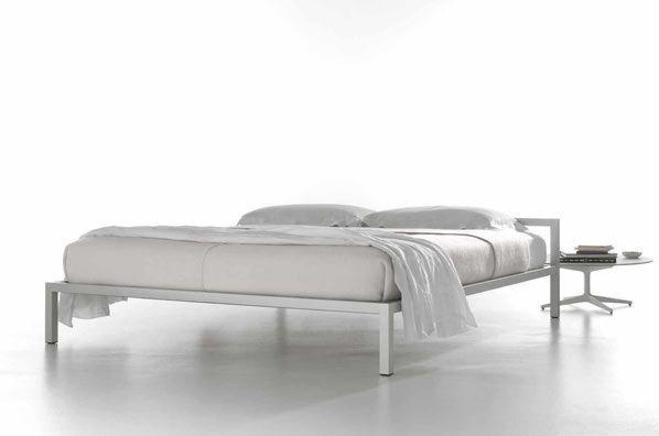 Letto Aluminium Bed - MDF Italia Medio