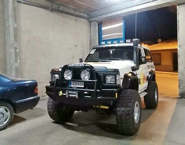 926 Best Nissan Patrol Patrol Gr Y60 E Y61 Images On