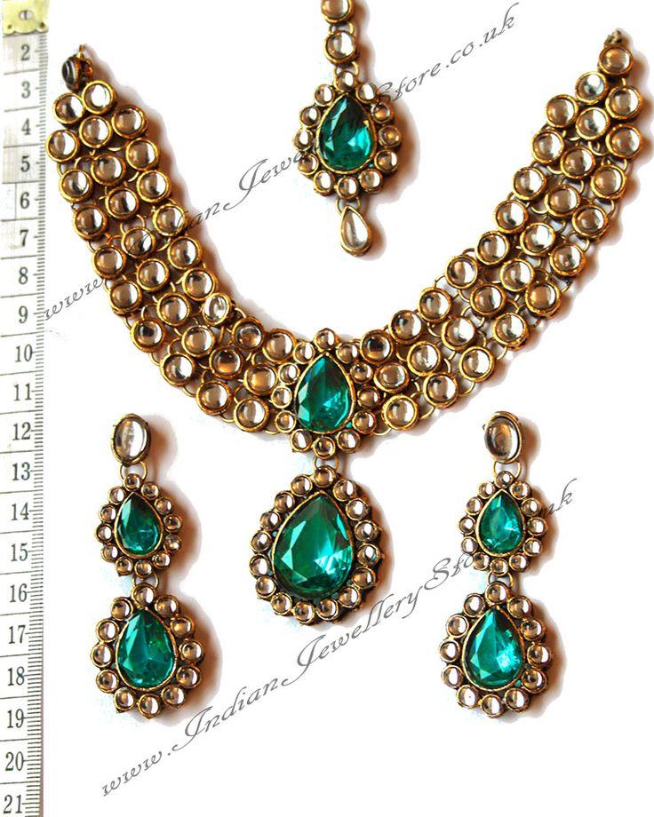 Buy Kundan Choker Necklace Priya Nacc10438c: 17 Best Images About ♦Beautiful Indian Jewelry♦ On