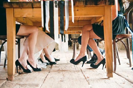 Wedspiration: eigentijds baroque trouwen - Pinterested @ http://wedspiration.com.