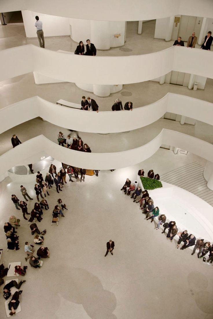 Guggenheim, NY | Frank Lloyd Wright