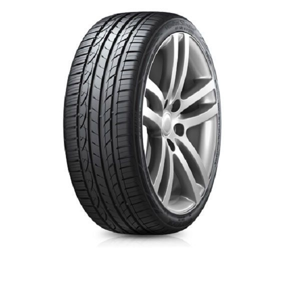 Hankook Ventus S1 Noble2 H452 All Season Tire - 275/35R20 102W (Black)