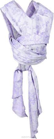 """Чудо-Чадо Слинг-шарф Герба цвет сиреневый  — 1611р. ------------ Ткань, из которой изготовлены слинг-шарфы """"Герба"""", имеет диагональное жаккардовое плетение. Это идеальная ткань для шарфов. Она не растягивается и не провисает. Слинг из такой ткани хорошо распределяет нагрузку на спину взрослого, отлично облегает, обеспечивает безопасную поддержку для позвоночника малыша. Жаккардовая ткань не имеет изнанки, один и тот же узор выступает с обеих сторон: меняется только сочетание цветов, так что…"""