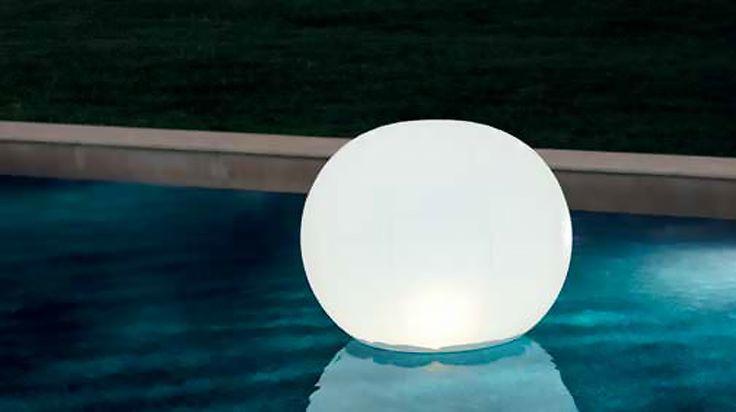 Sfera LED Lampada Intex 68695 Galleggiante per Piscina e
