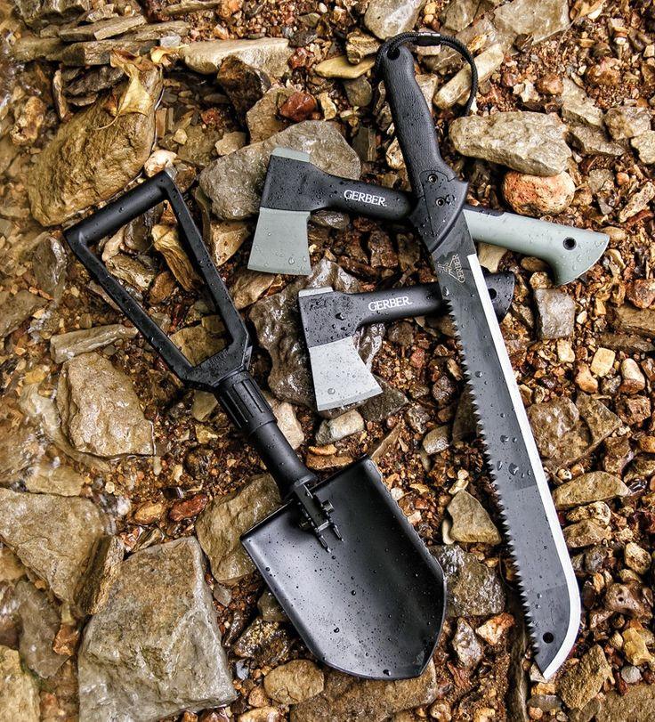 Gerber Outdoor Utility Tools -