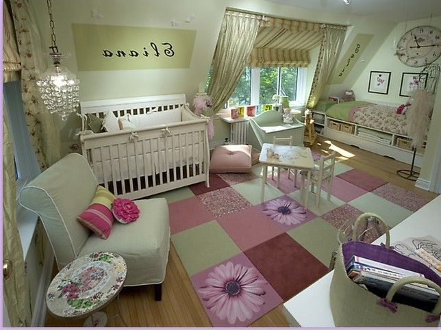 31 best images about amazing baby bedroom design on for Elegant girl bedroom ideas