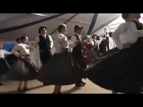V. Landesschwabenjugendtreffen in Saar  2015 Tanzgruppe SAAR