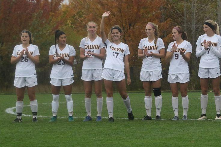 Calvin college womens soccer team calvin knights