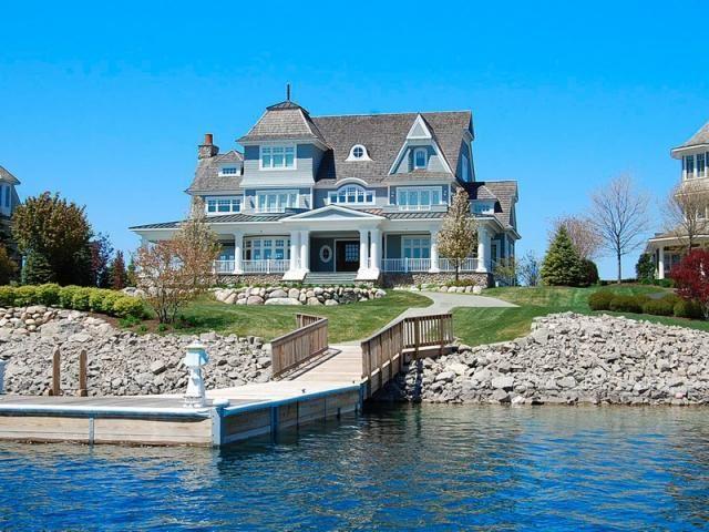 4130 peninsula drive bay harbor mi trulia for the for Dream homes in michigan