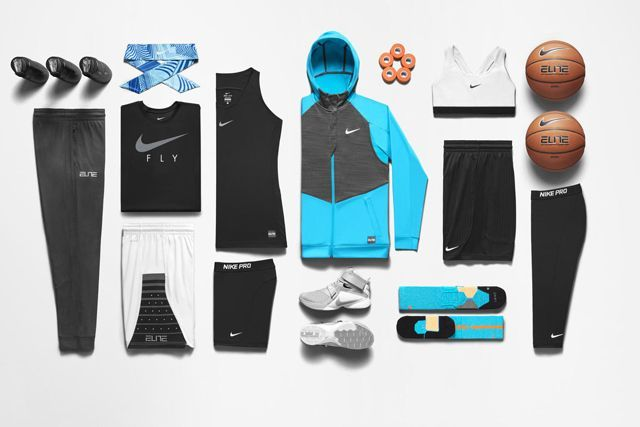 Nike Women Elite Basketball Collection | Nike came out with its first collection of women's basketball apparel, Elite Basketball; pro players and U Conn college athletes consulted on the line. #refinery29 http://www.refinery29.com/2015/10/94970/nike-womens-basketball-clothing
