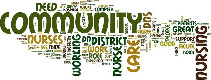 #WeNurses District Nursing myth busting with @CrystalOldman & @wendy nichols 8th April 2014