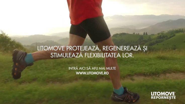 Litomove - Oprește durerea articulațiilor