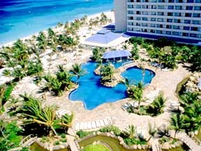 Occidental Grand Aruba. Look at that place, I will never want to leave.  #aioutlet