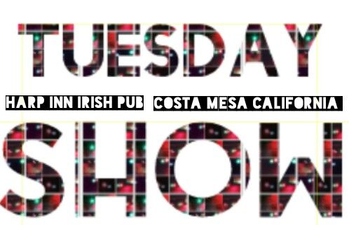 Join Us! For The Tuesday Show! Stand up comedy Tuesday April 25th @ 8pm. Featuring Heather Marulli * Alex Seligsohn * Krystal Pistol LaFianza Pitzen * Nina Sharifi And More. FREE SHOW!  With ~DRINK SPECIALS~ And $2 TACOS All Night!  Located at The Harp Inn Irish Pub 130 E. 17th Street. Costa Mesa, California. 92627. Full Bar And Restaurant. No Drink Minimum.  #standupcomedy #costamesa #california #orangecounty #oc #datenight #comedy #clubs #tacotuesday #fun #free #laughter #comedian #bars…