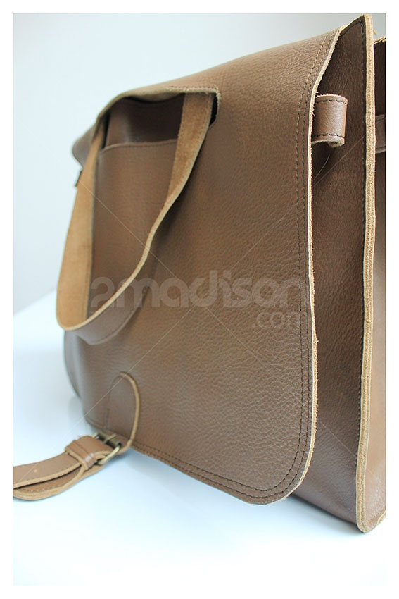 2Madison.com | Soft Skin Leather Bag |