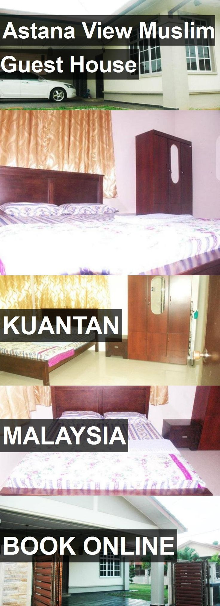 Astana View Muslim Guest House in Kuantan, Malaysia. For more information, photos, reviews and best prices please follow the link. #Malaysia #Kuantan #travel #vacation #guesthouse