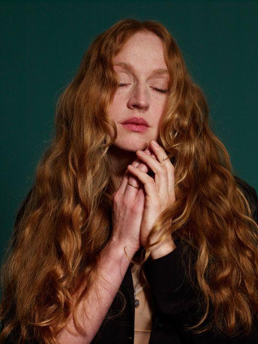 Brigitte Hobmeier for SZ Magazin