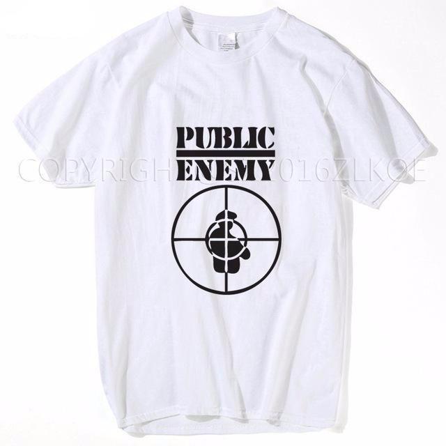 Public Enemy - Big Log T Shirts