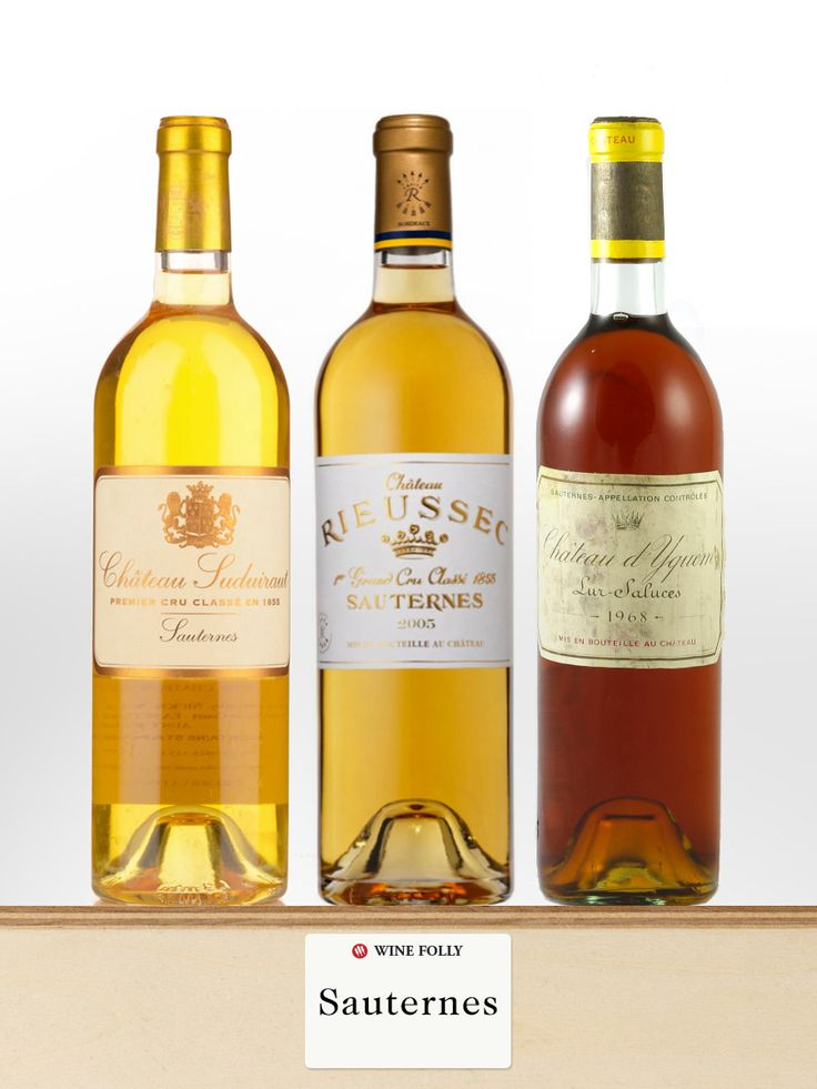 http://winefolly.com/tutorial/9-serious-sweet-wines-you-must-try/?utm_content=buffer8163a&utm_medium=social&utm_source=pinterest.com&utm_campaign=buffer  A delicious sweet wine from Bordeaux made with Sémillon, Sauvignon Blanc and Muscadelle grapes.  #Dessert #wine