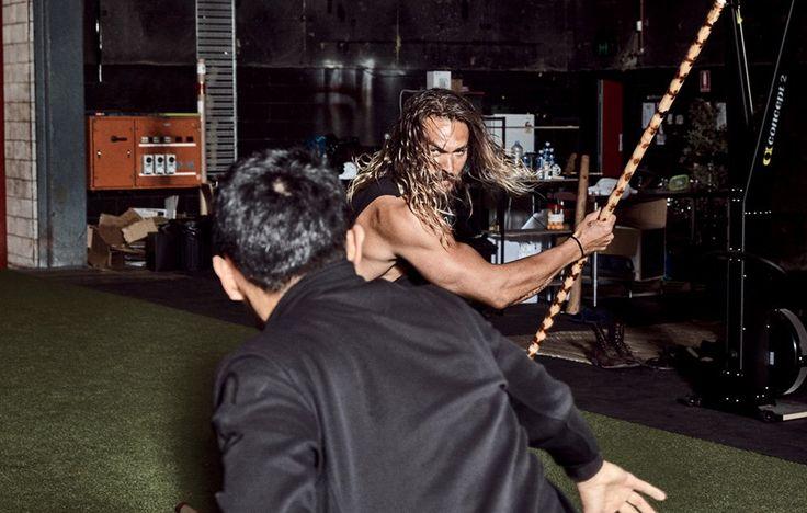 The Two Workouts That Got Jason Momoa in Aquaman Shape  https://www.menshealth.com/fitness/jason-momoa-aquaman-workout-mark-twight