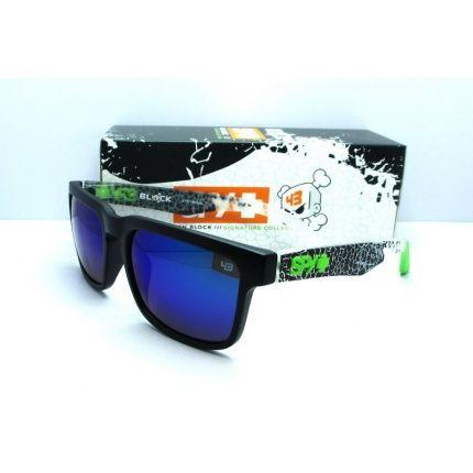 515c268108 KenBlock Signature Collection Helm Sunglasses SPY