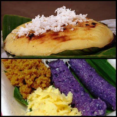 Filipino Christmas is not complete without these Pinoy favorites!    Bibingka and Puto Bumbong are sure treats! Enjoy them NOW at Barrio Fiesta Dubai!