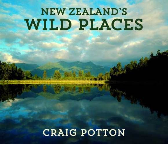 We're giving away Craig Potton's gorgeous new book New Zealand's Wild Places. Click through to the Conservation Blog to enter. Closes noon Monday 23 Sept.