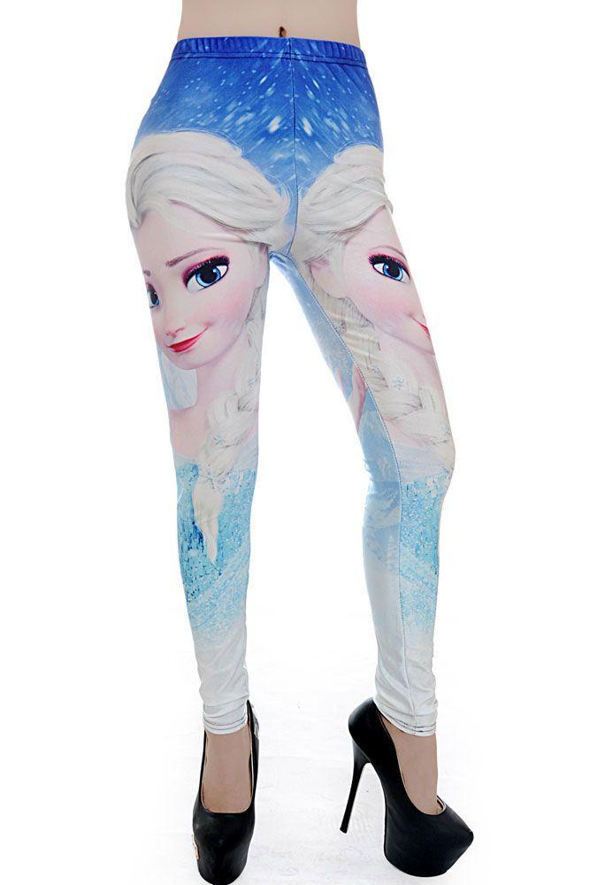 Fashion Frozen Leggings