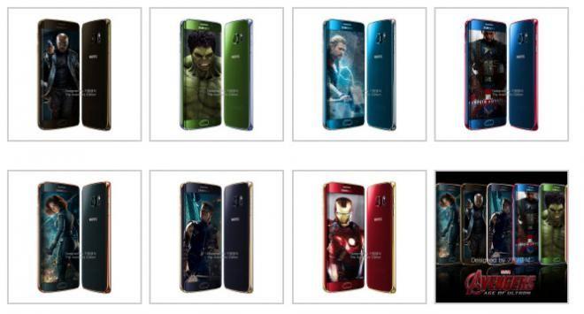 Covesia.com - Kepala pemasaran divisi mobile Samsung Lee Young-hee mengumumkan bahwa Samsung akan merilis versi Iron Man Samsung Galaxy S6 dan Galaxy S6 edge...