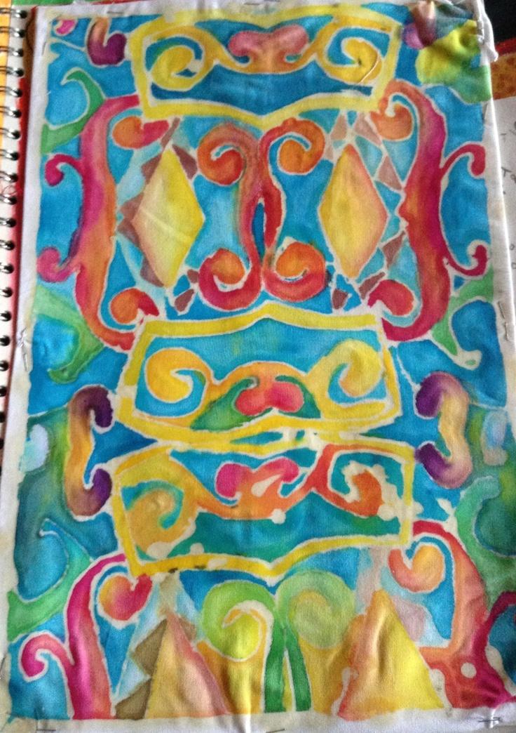 17 best images about dye ideas batik resist on pinterest. Black Bedroom Furniture Sets. Home Design Ideas