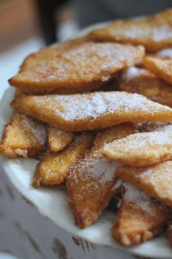 Frittelle dolci di semolino