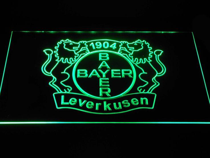 Bayer 04 Leverkusen LED Neon Sign