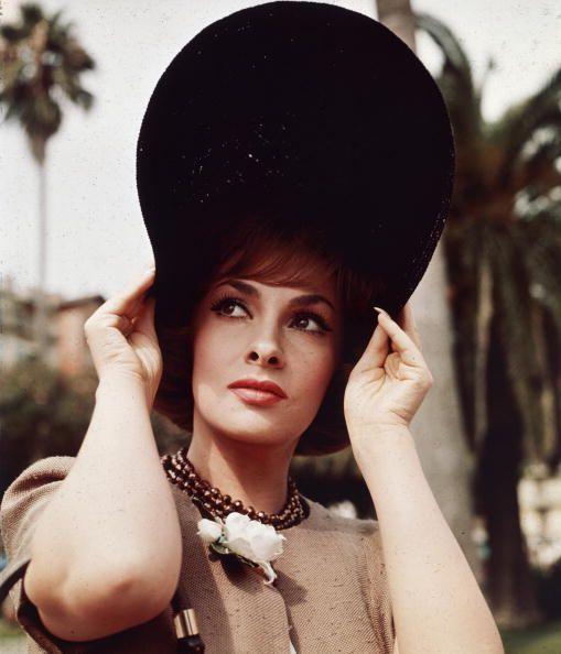 エレガントで美しいジーナ・ロロブリジーダ様に惚れ惚れ❤︎