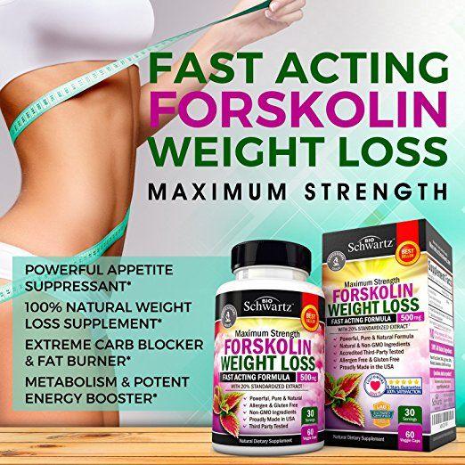 irwin naturals forskolin weight loss