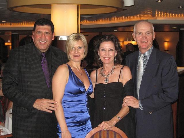 Burt & Jackie Gulick, Merritt & Beth Wiese