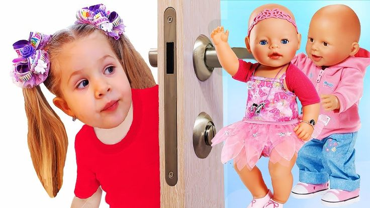 Сrying Baby doll, Are you sleeping Song Nursery rhymes Songs for kids by learn colors with    {{AutoHashTags}}