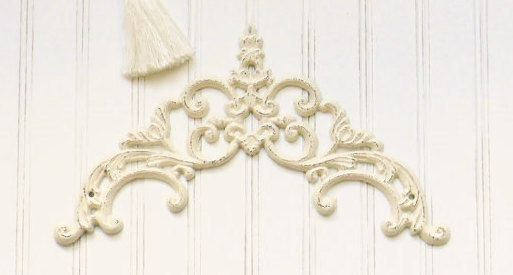 Cast Iron Wall Art Choose Your Color by ColorfulCastAndCrew