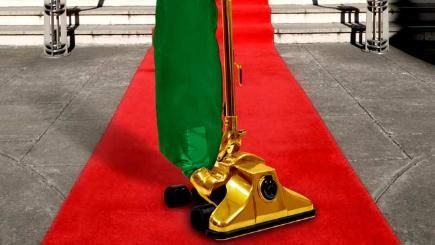 The world's most expensive vacuum cleaner can be yours for just £800,000. Got some spare cash?