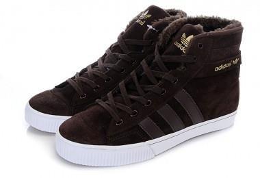 Зимние ботинки женские адидас
