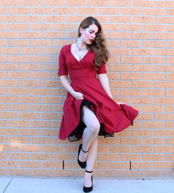 Unique Vintage Delores Dress Review Miss Betty Doll Dresses Fashion Unique Vintage