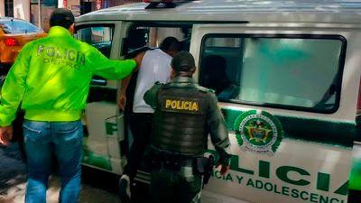 Policía Nacional capturo joven de 15 años, por acceso carnal violento