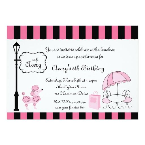 381 best images about Dress up Birthday party Invitations – Dress Up Party Invitations